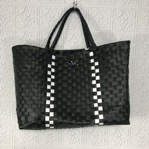Kate Spade Woven Tote / Shopping Bag